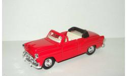 Шевроле Chevrolet Bel Air 1953 Welly 1:38, масштабная модель, scale35