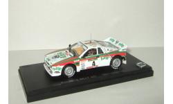 Lancia Rally 037 Portugal 1985 Kyosho 1:43, масштабная модель, 1/43