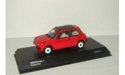 Ниссан Nissan Be-1 Canvas Top Kyosho 1:43, масштабная модель, 1/43
