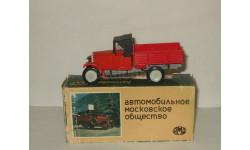 Амо Ф15 1927 Красный Металл сделано в СССР Элекон 1:43, масштабная модель, 1/43