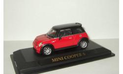 Мини Mini Cooper S 2004 Welly 1:43, масштабная модель, scale43