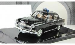 Газ 21 С Волга Полиция Police Poliisi Финляндии IXO 1:43 CLC248, масштабная модель, IXO Road (серии MOC, CLC), scale43
