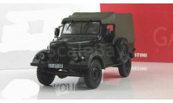Газ 69 4х4 (польский) СССР IST Kultowe Auta 1:43, масштабная модель, 1/43, DeAgostini-Польша (Kultowe Auta)