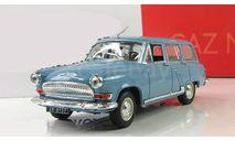 Газ 22 Волга 1962 Польская Экспортная IST Kultowe Auta 1:43, масштабная модель, scale43, DeAgostini-Польша (Kultowe Auta)