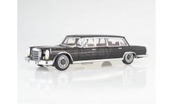 лимузин Мерседес Бенц Mercedes Benz 600 W100 Pullman 1966 Черный Sunstar 1:18 Выпуск прекращен, масштабная модель, 1/18, Mercedes-Benz
