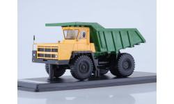 Маз 7522 (Белаз) 4х4 Cамосвал 1987 СССР SSM 1:43 SSML019 Лимит. Выпуск прекращен, масштабная модель, Start Scale Models (SSM), scale43