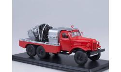 Зил 157 6х6 АГВТ 100 (157) Пожарный 1959 СССР SSM 1:43 SSM1063
