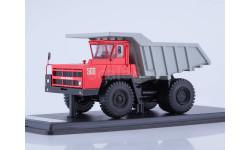 Маз 7522 (Белаз) 4х4 Cамосвал 1986 СССР SSM 1:43 SSML020 Лимит. Выпуск прекращен, масштабная модель, Start Scale Models (SSM), scale43