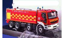Рено Renault Kerax Пожарный Pompiers FMOGP 2008 Norev 1:43, масштабная модель, 1/43