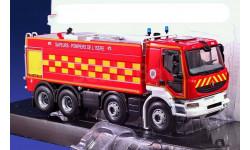 Рено Renault Kerax Пожарный Pompiers FMOGP 2008 Norev 1:43