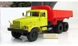 Краз 256 Б Самосвал (двухцветный) СССР SSM 1:43 SSM1025, масштабная модель, 1/43, Start Scale Models (SSM)