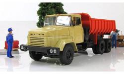 КрАЗ 6510 1985 Самосвал 1985 СССР НАП Наш Автопром 1:43 H7751, масштабная модель, 1/43