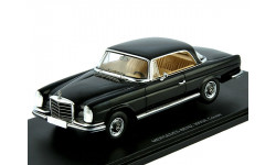Мерседес Mercedes Benz 300SE Coupe W112 Spark 1 43, масштабная модель, 1:43, 1/43, Mercedes-Benz