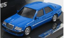 Мерседес Бенц Mercedes Benz 500E W124 6.3 Brabus 1989 Minichamps 1:43 437032502, масштабная модель, 1/43, Mercedes-Benz