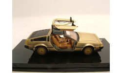 Делореан DeLorean DMC 12 Gold Edition Vitesse 1 43, масштабная модель, 1:43, 1/43