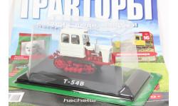 Трактор т 54 Тракторы N 16 Hachette 1 43 + Журнал, масштабная модель, 1:43, 1/43
