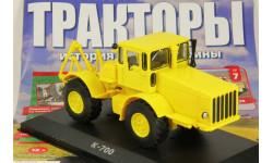 Трактор К 700 Кировец N 7 Hachette 1 43 + Журнал, масштабная модель, 1:43, 1/43