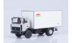 Маз 5337 ки-5436 Фургон Купава Автоистория 1 43