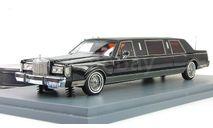 лимузин Линкольн Lincoln Towncar Limousine Черный 1985 Neo 1:43 NEO45335, масштабная модель, scale43, Neo Scale Models