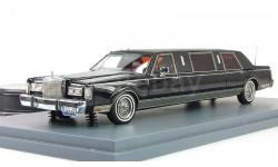 лимузин Линкольн Lincoln Towncar Limousine Черный 1985 Neo 1:43 NEO45335, масштабная модель, 1/43, Neo Scale Models