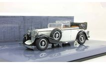 лимузин Майбах Maybach Zeppelin Cabrio 1932 Minichamps 1:43 436039407 Limited Edition 624 pcs, масштабная модель, 1/43