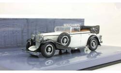 лимузин Майбах Maybach Zeppelin Cabrio 1932 Minichamps 1:43 436039407 Limited Edition 624 pcs, масштабная модель, 1/43