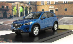 Mazda CX-5 4х4 2012 Metallic Blue PremiumX 1:43 PRD356