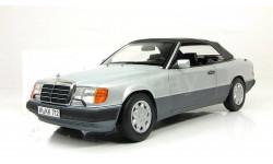 Мерседес Бенц Mercedes Benz 300CE-24 Cabriolet W124 (A124) 1992 Norev 1:18 183565, масштабная модель, Mercedes-Benz, scale18