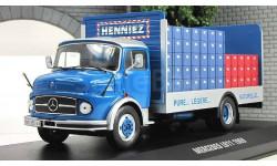 Мерседес Mercedes Benz LP911 HENNIEZ 1969 IXO Truck 1:43 TRU004, масштабная модель, 1/43, IXO Road (серии MOC, CLC), Mercedes-Benz