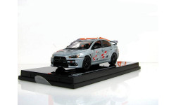 Мицубиси Mitsubishi Lancer Evo X Evolution Ralliart Vitesse 1:43 29249, масштабная модель, scale43