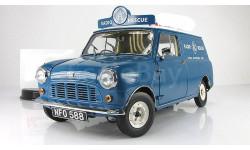 Мини Morris Mini Van RAC Radio 1960 Sunstar 1:12 5317, масштабная модель, 1/12