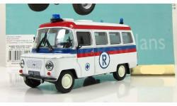 Ныса Nysa 522 R Ambulance Скорая помощь 1988 IST Kultowe Auta 1:43, масштабная модель, DeAgostini-Польша (Kultowe Auta), scale43