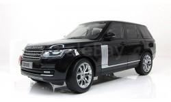 Range Rover Voque L405 2014 4x4 4WD Черный GT Autos 1:18