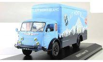 Рено RENAULT FAINEANT LAIT MONT BLANC 1955 IXO Truck 1:43 TRU005, масштабная модель, 1/43, IXO Road (серии MOC, CLC)