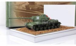 тяжелый танк ИС 2 ('Иосиф Сталин') 1944 Великая отечественная война СССР серия 'Русские танки' 1:72, масштабные модели бронетехники, Русские танки (Ge Fabbri), scale72