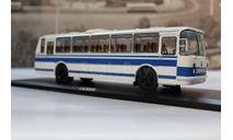 Автобус Лаз 699 Р Синий 1980 ClassicBus 1 43, масштабная модель, 1:43, 1/43