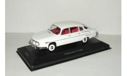 Татра Tatra 603 T2 1968 white IST Foxtoys 1:43 FOX 011