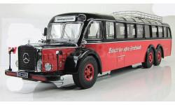 автобус Мерседес Mercedes Benz O 10000 1938 Premium Classixxs 1:43 12304, масштабная модель, 1/43, Mercedes-Benz
