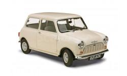 Мини Morris Mini Minor 1959 Saloon Sunstar 1:12 5301, масштабная модель, 1/12