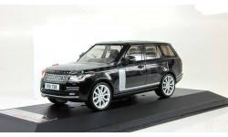 Range Rover Vogue 4x4 2013 Santorini Black Черный PremiumX 1:43 PRD304, масштабная модель, 1/43, Premium X, Land Rover