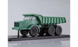 Маз 530 (Белаз) 6х6 Cамосвал 40 тонн 1960 СССР SSM 1:43 SSML011 Лимит. Выпуск прекращен, масштабная модель, Start Scale Models (SSM), scale43
