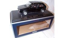 Фольксваген VW Volkswagen Golf I GTI (3-двери) 1976 Черный Norev 1:18 188487, масштабная модель, 1/18