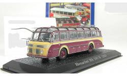 автобус Henschel HS 100 N 1953 Atlas IXO IST Deagostini 1:72, масштабная модель, 1/72
