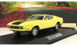 Форд Ford Mustang Mach 1 Eleanor из к/ф Угнать за 60 секунд Greenlight 1:43, масштабная модель, 1/43, Greenlight Collectibles