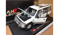Мицубиси Mitsubishi Montero Pajero II Long 3.5 V6 4WD 4x4 1998 Sunstar 1:18 1228