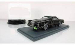 Линкольн Lincoln MK5 Coupe 1978 Черный Neo 1:43 NEO43551, масштабная модель, 1/43, Neo Scale Models