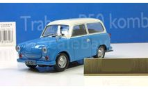 Трабант Trabant P50 Kombi 1959 IST Kultowe Auta 1:43, масштабная модель, 1/43, DeAgostini-Польша (Kultowe Auta)