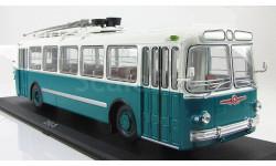 Троллейбус городской ЗИУ 5 СССР Ранний ClassicBus 1:43, масштабная модель, 1/43