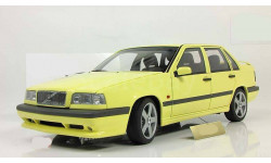 Вольво Volvo 850 T-5R 1995 Седан Autoart 1:18 79501, масштабная модель, 1/18