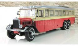 Я ЯГ ЯА 2 ЯГАЗ Автобус Городской (1934 г.) СССР Ultra 1:43 UM43-A4-2